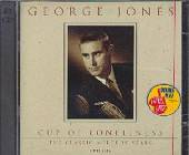 Jones, George - Cup Of Loneliness: The Classic Mercury Years CD Cover Art