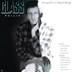 Glass, Philip - Philip Glass: Songs from Liquid Days CD Cover Art