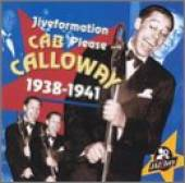 Calloway, Cab - Jiveformation Please: 1938-1941 CD Cover Art