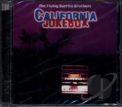 Flying Burrito Brothers - California Jukebox CD Cover Art