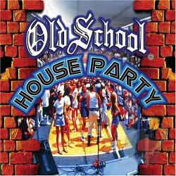 Old school house party cd album for Old school house music