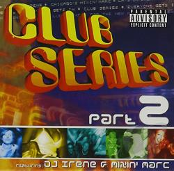 DJ Irene - Club Series Part 2 CD Cover Art
