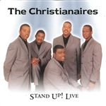 Christianaires - Stand Up! Live CD Cover Art