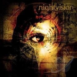 Night Vision - Nightvision CD Cover Art