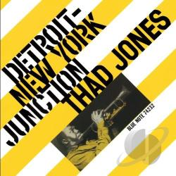 Jones, Thad - Detroit-New York Junction CD Cover Art