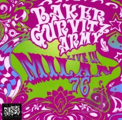 Baker Gurvitz Army / Baker, Ginger - Live In Milan CD Cover Art
