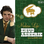 Asherie, Ehud - Modern Life CD Cover Art
