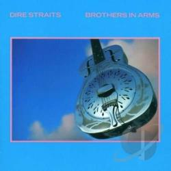 Dire Straits - Brothers In Arms CD Cover Art