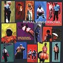 Royal Fingerbowl - Greyhound Afternoons CD Cover Art