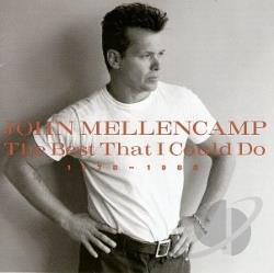 Mellencamp, John - Best That I Could Do 1978-1988 CD Cover Art