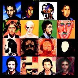 Who - Face Dances CD Cover Art