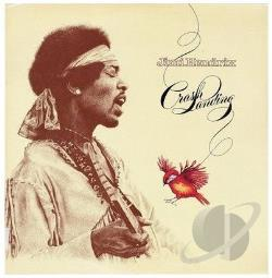 Hendrix, Jimi - Crash Landing CD Cover Art