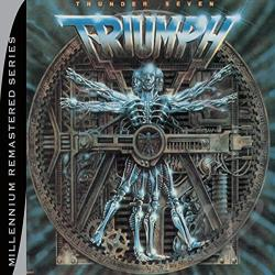 Triumph - Thunder Seven CD Cover Art