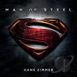 Zimmer, Hans - Man of Steel CD Cover Art