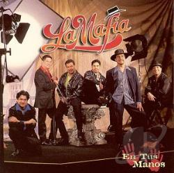 La Mafia - En Tus Manos CD Cover Art