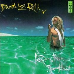 Roth, David Lee - Crazy From The Heat CD Cover Art