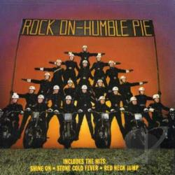 Humble Pie - Rock On CD Cover Art