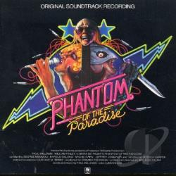 Phantom of the Paradise CD Cover Art