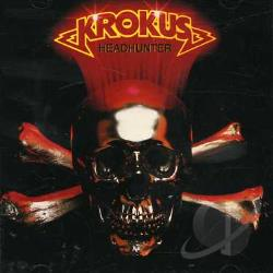 Krokus - Headhunter CD Cover Art
