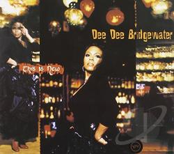 Bridgewater, Dee Dee - This Is New CD Cover Art
