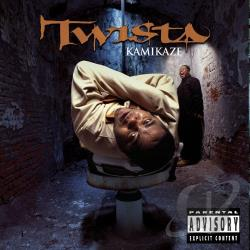 Twista - Kamikaze CD Cover Art