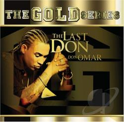 Omar, Don - Last Don CD Cover Art