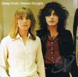 Cheap Trick - Heaven Tonight CD Cover Art