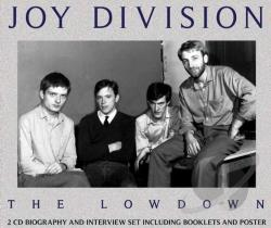 Joy Division - Lowdown CD Cover Art