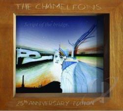Chameleons U.K. - Script of the Bridge: 25th Anniversary Edition CD Cover Art