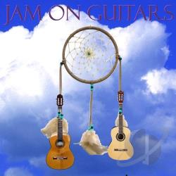 Jam on Guitars CD Cover Art