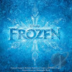 Frozen CD Cover Art