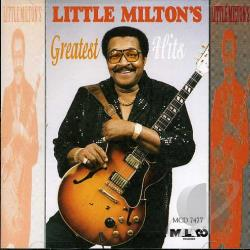 Little Milton - Greatest Hits CD Cover Art