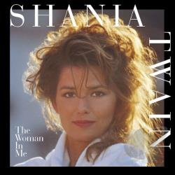 Twain, Shania - Woman in Me CD Cover Art