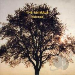 Animals - Rarities CD Cover Art