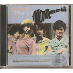 Monkees - Then & Now - Best of the Monkees CD Cover Art