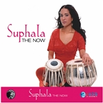 Suphala - Now CD Cover Art