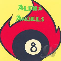 Alpha Angels - Eight CD Cover Art
