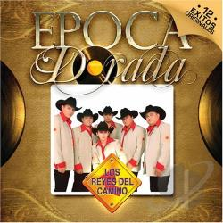 Los Reyes Del Camino - Epoca Dorada CD Cover Art