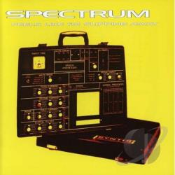 Spectrum - Feels Like Im Slipping Away CD Cover Art