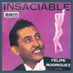 Felipe Rodriguez - Insaciable CD Album Felipe Rodriguez