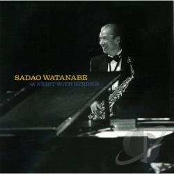 Watanabe, Sadao - Night With Strings CD Cover Art