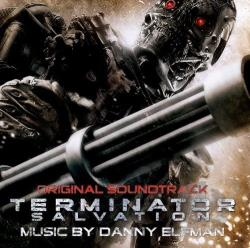 Elfman, Danny - Terminator: Salvation CD Cover Art