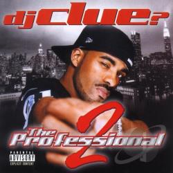 Clue, DJ - Professional, PT. 2 CD Cover Art