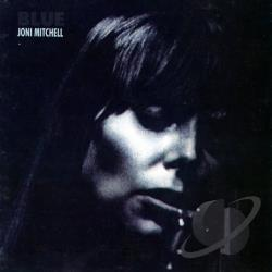 Mitchell, Joni - Blue CD Cover Art