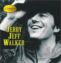 Walker, Jerry Jeff - Ultimate Collection CD Cover Art