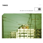 Thrice - Artist in the Ambulance CD Cover Art