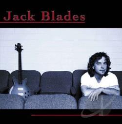Blades, Jack - Jack Blades CD Cover Art
