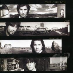 Church - Gold Afternoon Fix CD Cover Art