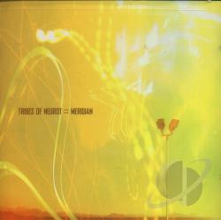 Tribes Of Neurot - Meridian CD Cover Art