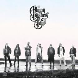 Allman Brothers Band - Seven Turns CD Cover Art